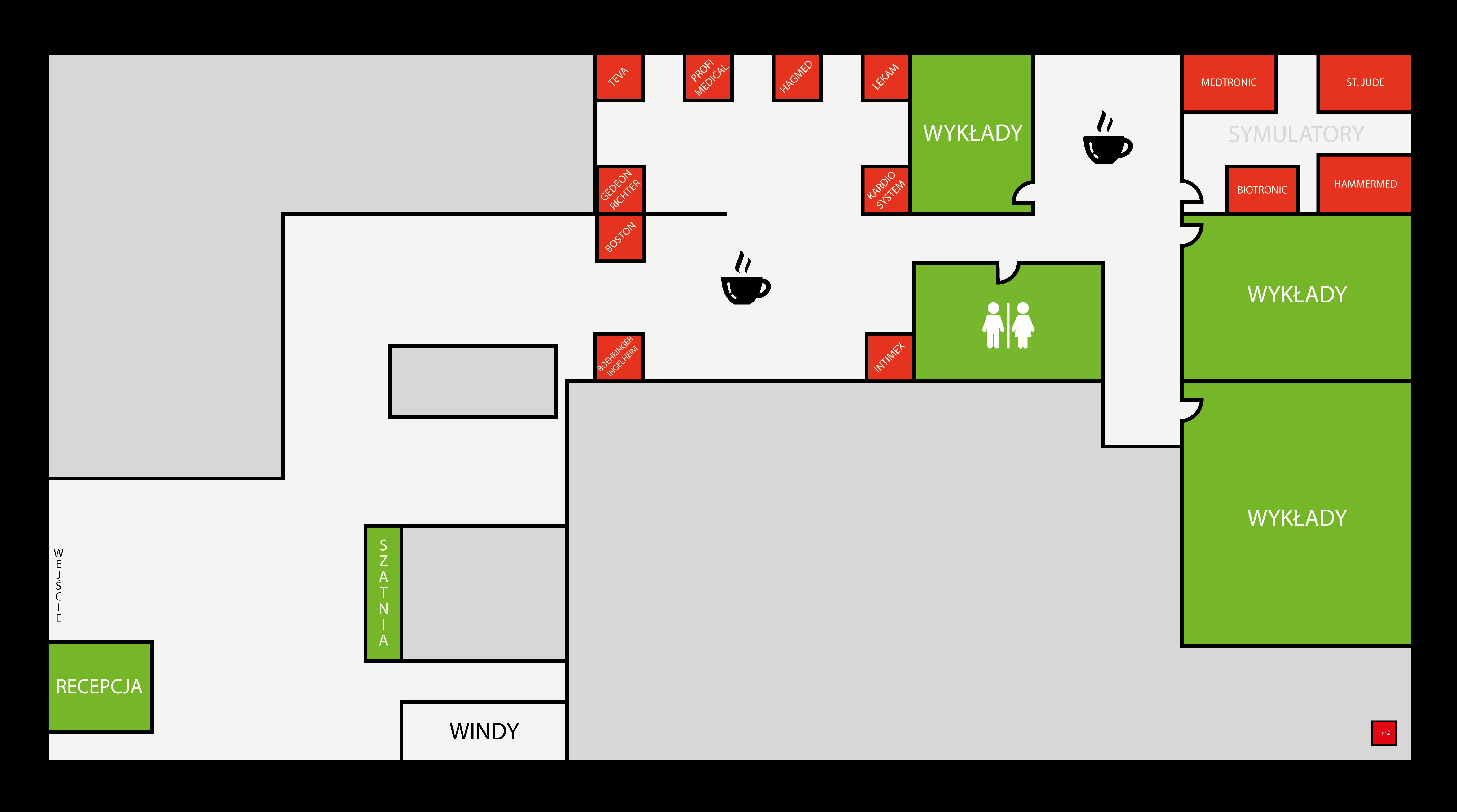 Plan wystaw
