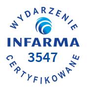 Certyfikat INFARMA